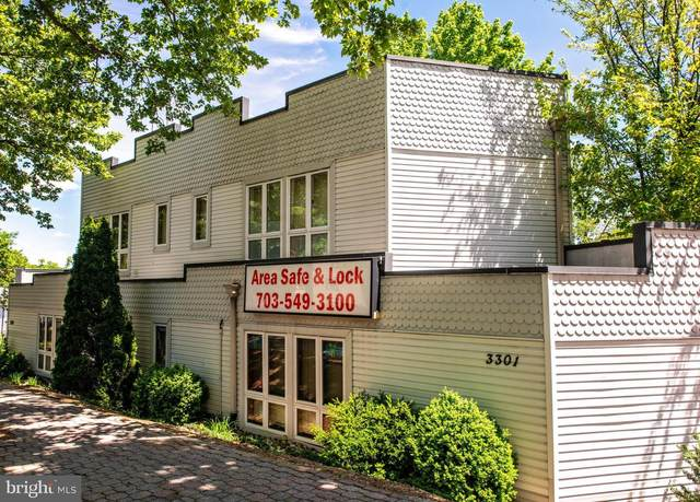 3301 Mount Vernon Avenue, ALEXANDRIA, VA 22305 (#VAAX259600) :: Pearson Smith Realty