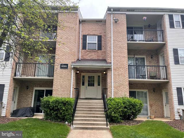 8201 Whispering Oaks Way #301, GAITHERSBURG, MD 20879 (#MDMC757714) :: Blackwell Real Estate
