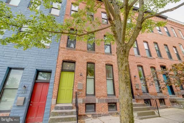 329 E Lanvale Street, BALTIMORE, MD 21202 (#MDBA550428) :: Bowers Realty Group