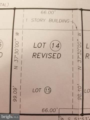 LOT 14 Schley Avenue, LEWES, DE 19958 (#DESU182770) :: CoastLine Realty