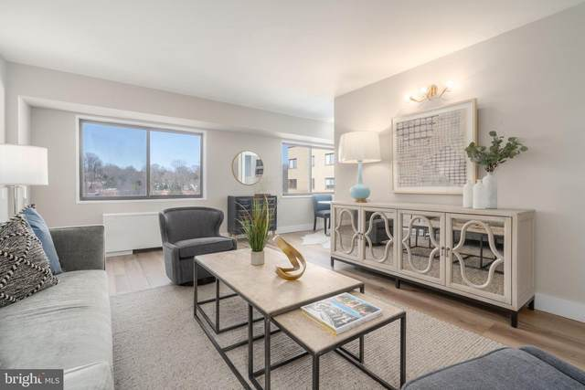 3701 Connecticut Avenue NW #809, WASHINGTON, DC 20008 (#DCDC521060) :: Speicher Group of Long & Foster Real Estate
