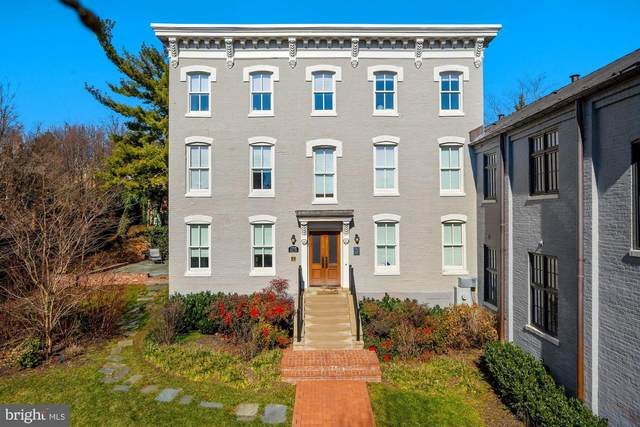 2715 N Street NW, WASHINGTON, DC 20007 (#DCDC521058) :: The Paul Hayes Group | eXp Realty