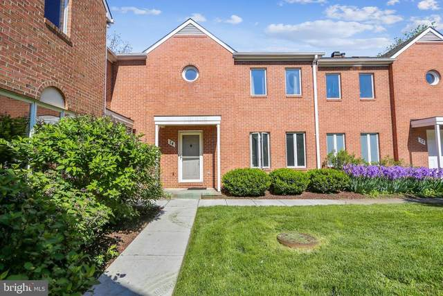 74 Rockcrest Circle, ROCKVILLE, MD 20851 (#MDMC757732) :: The Gus Anthony Team