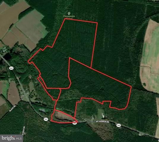 Mt. Vernon Road, PRINCESS ANNE, MD 21853 (#MDSO104828) :: Brandon Brittingham's Team