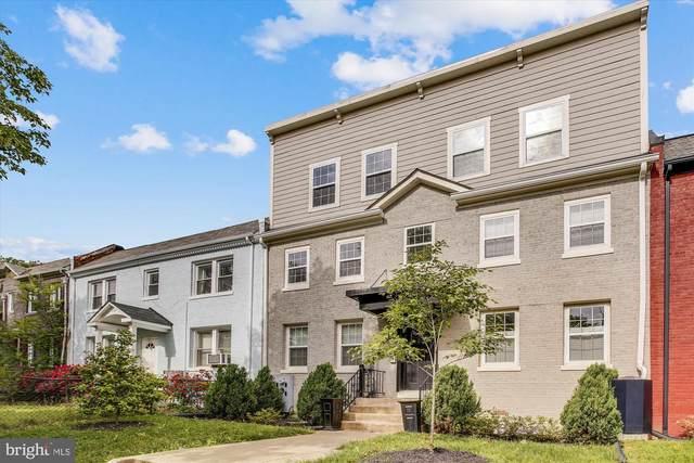 218 20TH Street NE #3, WASHINGTON, DC 20002 (#DCDC521072) :: Ram Bala Associates | Keller Williams Realty