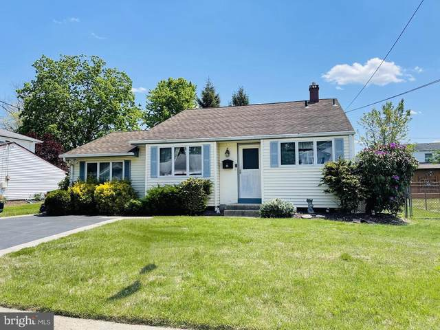 23 Lakeview Drive, TRENTON, NJ 08620 (#NJME312286) :: Keller Williams Realty - Matt Fetick Team