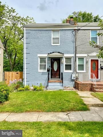 5424 B Street SE, WASHINGTON, DC 20019 (#DCDC521074) :: Corner House Realty