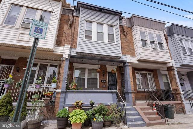 1826 S 24TH Street, PHILADELPHIA, PA 19145 (#PAPH1016050) :: The Mike Coleman Team