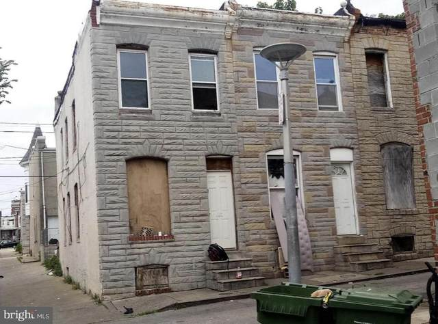 1824 N Chapel Street, BALTIMORE, MD 21213 (#MDBA550442) :: The Paul Hayes Group | eXp Realty