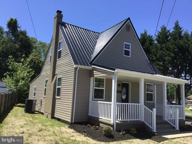 10 Mattingly Avenue, INDIAN HEAD, MD 20640 (#MDCH224562) :: The Maryland Group of Long & Foster Real Estate