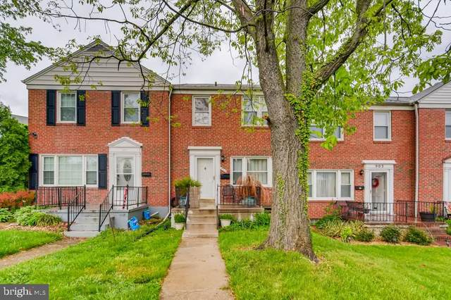 BALTIMORE, MD 21204 :: Century 21 Dale Realty Co