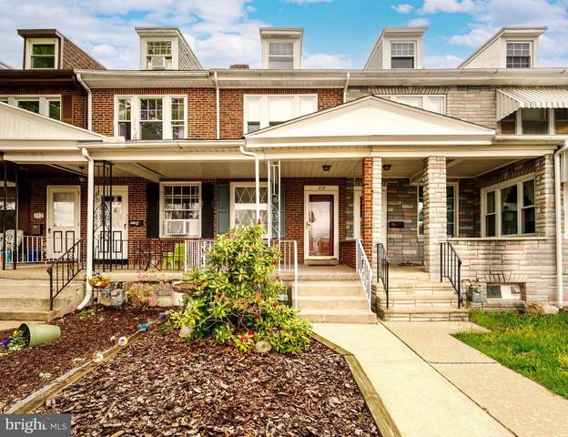316 Summit, READING, PA 19611 (#PABK377332) :: The Paul Hayes Group | eXp Realty