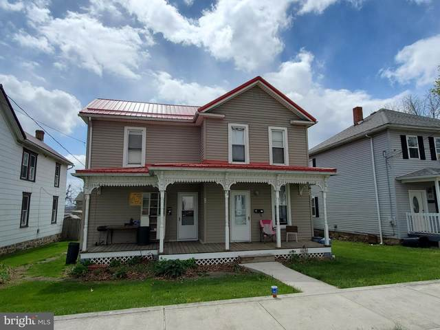 26 W College Avenue, FROSTBURG, MD 21532 (#MDAL136960) :: Keller Williams Realty Centre