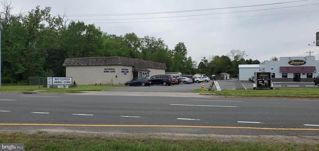 8138 Sudley Road, MANASSAS, VA 20109 (#VAPW522272) :: Century 21 Dale Realty Co