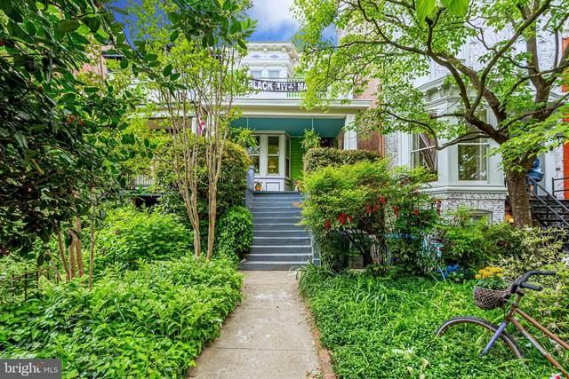 621 Massachusetts Avenue NE, WASHINGTON, DC 20002 (#DCDC521088) :: Grace Perez Homes