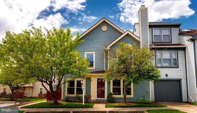 9406 Trevino Terrace #125, LAUREL, MD 20708 (#MDPG606124) :: Major Key Realty LLC