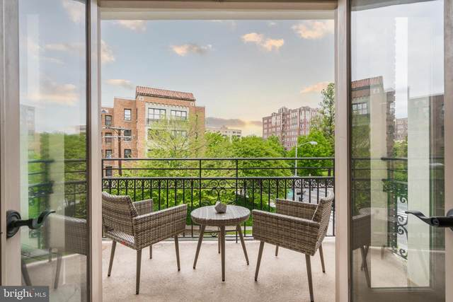 2902 Porter Street NW #32, WASHINGTON, DC 20008 (#DCDC521090) :: Dart Homes