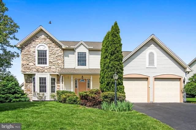 1507 Dalkeith Drive, MECHANICSBURG, PA 17050 (#PACB134754) :: TeamPete Realty Services, Inc