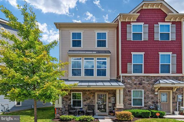 622 Ravenwood Drive, GLEN BURNIE, MD 21060 (#MDAA467930) :: The Matt Lenza Real Estate Team