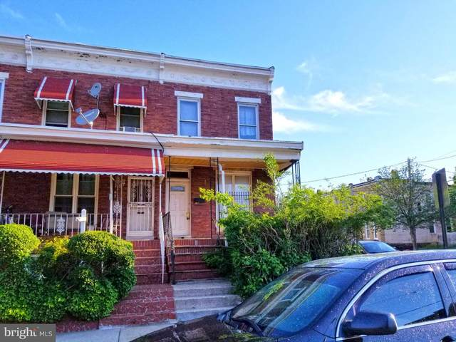 2200 Walbrook Avenue, BALTIMORE, MD 21216 (#MDBA550460) :: ExecuHome Realty