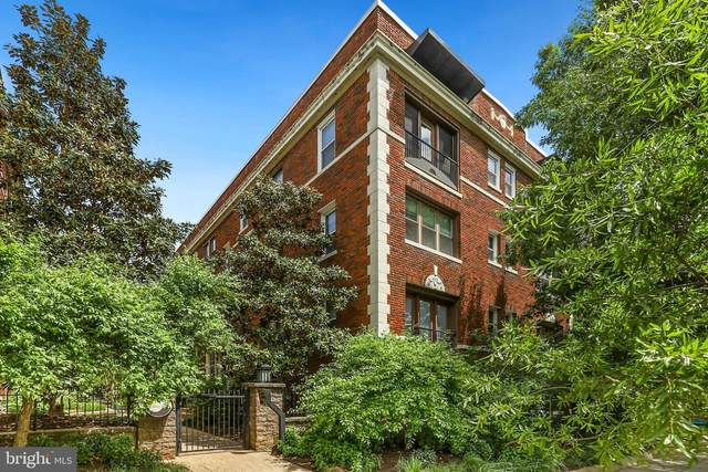 149 W Street NW #32, WASHINGTON, DC 20001 (#DCDC521104) :: ExecuHome Realty
