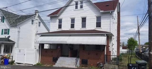 421-423 W 10TH Street, HAZLETON, PA 18201 (#PALU103730) :: The Mike Coleman Team