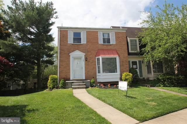120 Sharpstead Lane, GAITHERSBURG, MD 20878 (#MDMC757784) :: ROSS | RESIDENTIAL