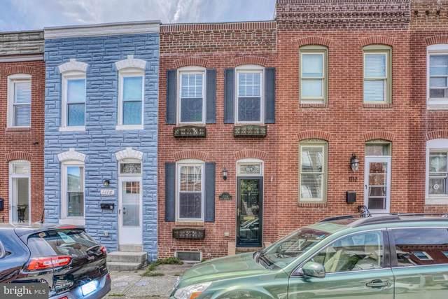 1114 S Robinson Street, BALTIMORE, MD 21224 (#MDBA550482) :: Ram Bala Associates   Keller Williams Realty