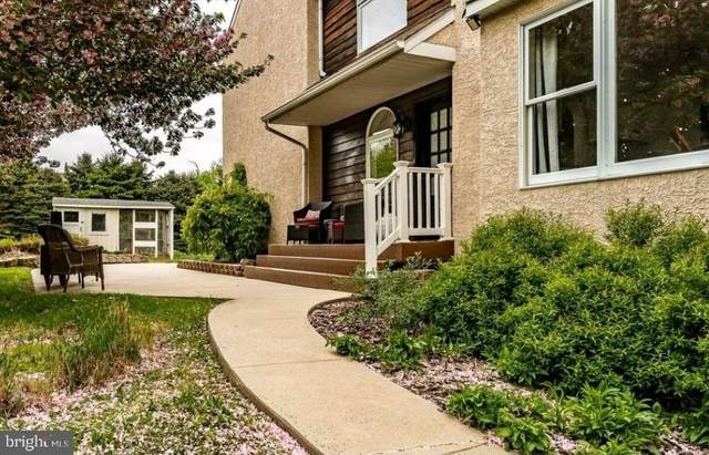 120 Hunting Hill Lane, PHOENIXVILLE, PA 19460 (#PACT536076) :: Boyle & Kahoe Real Estate