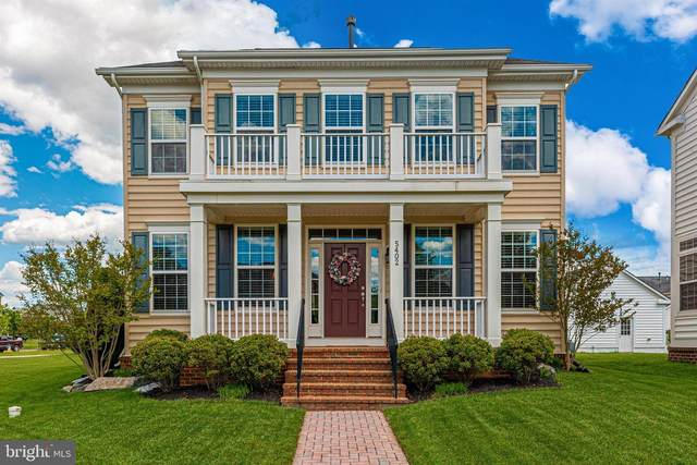 5402 Adamstown Commons Drive, ADAMSTOWN, MD 21710 (#MDFR282348) :: The Matt Lenza Real Estate Team