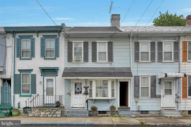 534 N Bedford Street, CARLISLE, PA 17013 (#PACB134758) :: TeamPete Realty Services, Inc
