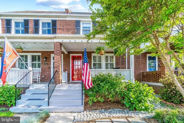 235 E Monroe Avenue, ALEXANDRIA, VA 22301 (#VAAX259626) :: Dart Homes