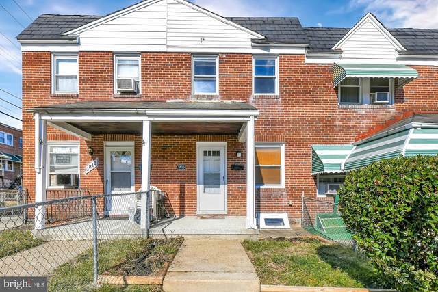 3816 Colborne Road, BALTIMORE, MD 21229 (#MDBA550498) :: The Paul Hayes Group | eXp Realty