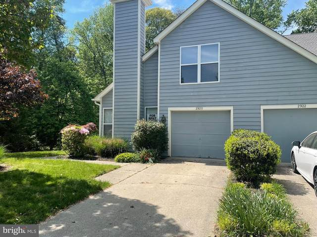 2920 Winters Chase Way, ANNAPOLIS, MD 21401 (#MDAA467960) :: Corner House Realty