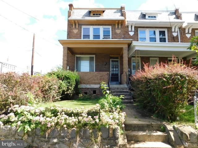 5235 7TH Street NW, WASHINGTON, DC 20011 (#DCDC521146) :: Dart Homes
