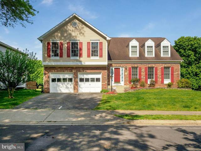 14201 Amberleigh Terrace, SILVER SPRING, MD 20905 (#MDMC757828) :: The Redux Group
