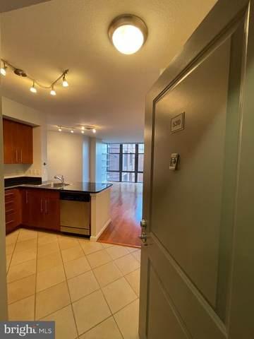 1021 N Garfield Street #530, ARLINGTON, VA 22201 (#VAAR181280) :: Nesbitt Realty