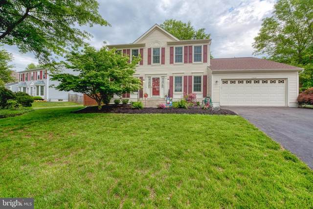 14434 Old Stage Road, BOWIE, MD 20720 (#MDPG606152) :: The Vashist Group