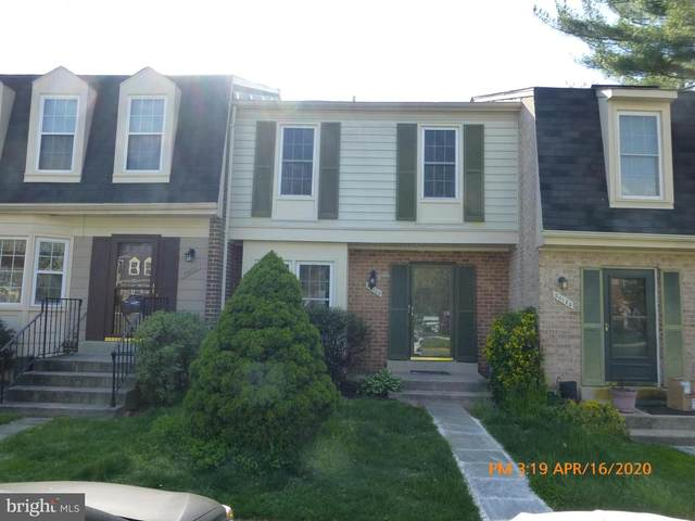 20122 Torrey Pond Place, MONTGOMERY VILLAGE, MD 20886 (#MDMC757834) :: Century 21 Dale Realty Co