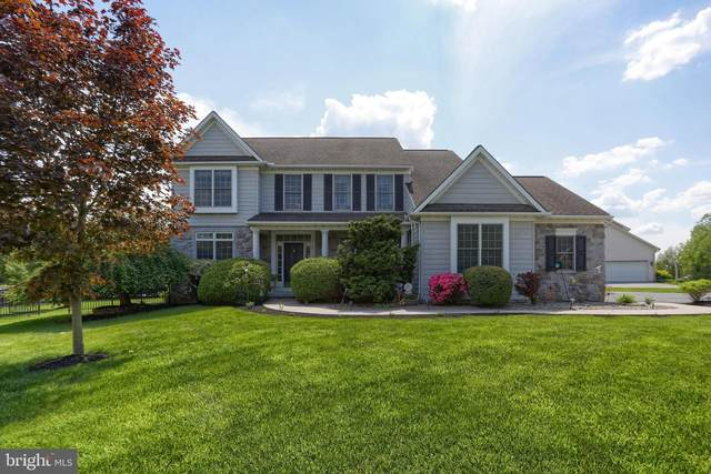 2234 Pullman Way, HUMMELSTOWN, PA 17036 (#PADA133172) :: TeamPete Realty Services, Inc