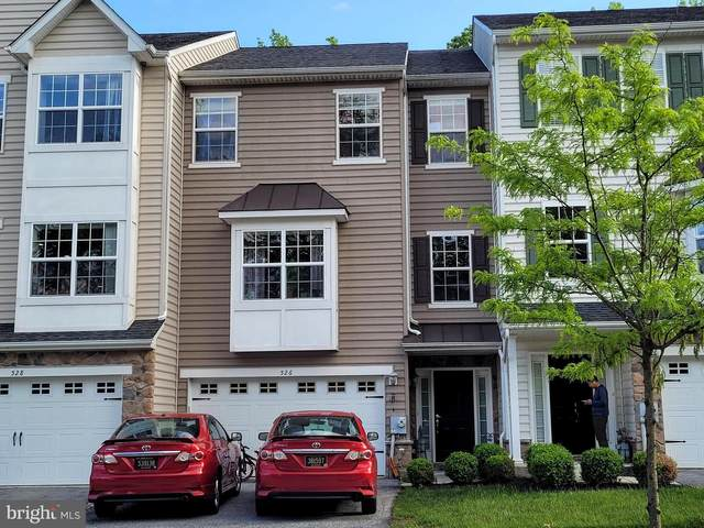 526 Van Dyke Circle, NEWARK, DE 19702 (#DENC526340) :: Boyle & Kahoe Real Estate