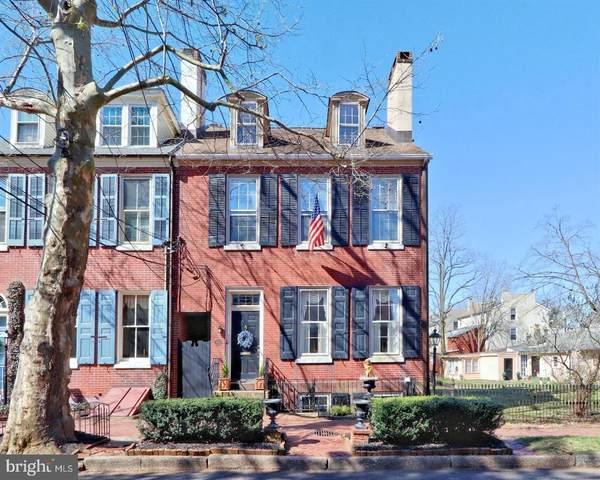 308 Wood Street, BURLINGTON, NJ 08016 (MLS #NJBL397480) :: Kiliszek Real Estate Experts