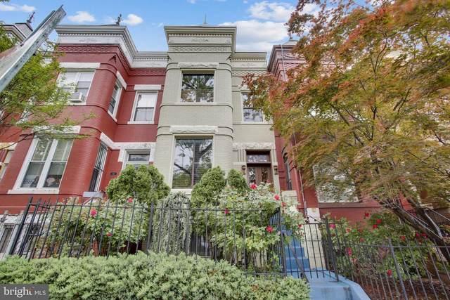 36 S Street NW, WASHINGTON, DC 20001 (#DCDC521168) :: Grace Perez Homes