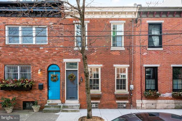 2018 Kater Street, PHILADELPHIA, PA 19146 (#PAPH1016302) :: Ram Bala Associates | Keller Williams Realty