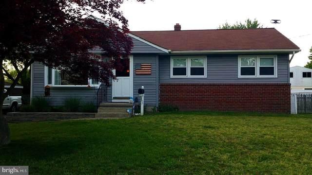 7 Chalfont Street, CINNAMINSON, NJ 08077 (#NJBL397482) :: McClain-Williamson Realty, LLC.