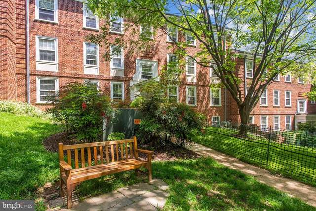 3811 39TH Street NW C87, WASHINGTON, DC 20016 (#DCDC521176) :: Dart Homes