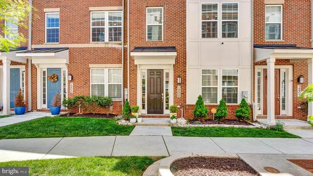 1205 Berry Street, BALTIMORE, MD 21211 (#MDBA550534) :: The Paul Hayes Group | eXp Realty