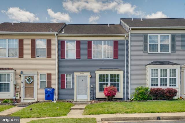 1220 Griffith Place, BELCAMP, MD 21017 (#MDHR259854) :: Grace Perez Homes