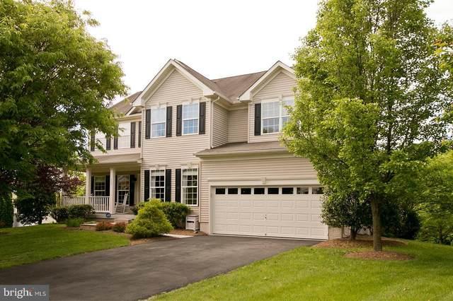 117 Sesar Court, WINCHESTER, VA 22602 (#VAFV164022) :: Corner House Realty