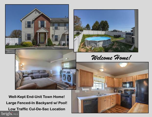9 Bradford Circle, MYERSTOWN, PA 17067 (#PALN119226) :: Blackwell Real Estate